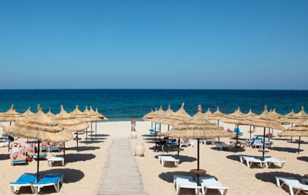 Tunisie : séjour 8j/7n en hôtel 4* tout compris, vols inclus, - 46%