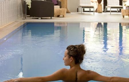 Côte Basque : vente flash, 2j/1n en hôtel 3* + demi-pension + 3 soins & accès spa, - 36%