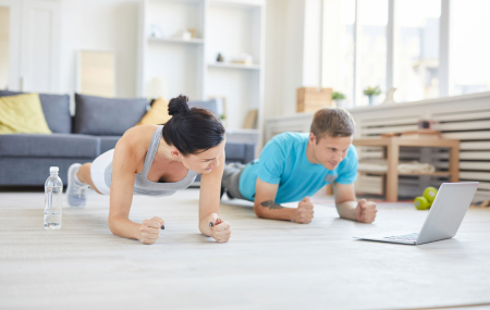 Keep Cool : séances de sport gratuites à faire à la maison