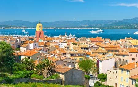 Saint-Tropez : vente flash, week-end 2j/1n en hôtel 4* tout inclus, - 64%