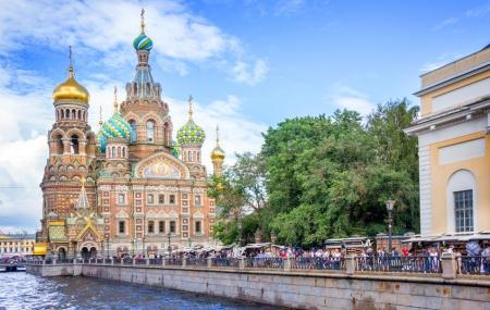 Saint-Pétersbourg : vente flash, week-end 4j/3n en hôtel 5* + petits-déjeuners + vols, - 72%