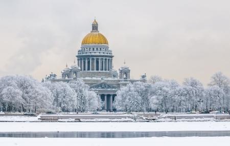 Russie, Saint-Pétersbourg : circuit découverte, 7j/6n en hôtel 3* + petits-déjeuners