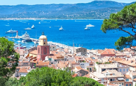 Golfe de Saint-Tropez : vente flash, week-end 3j/2n en résidence vue mer