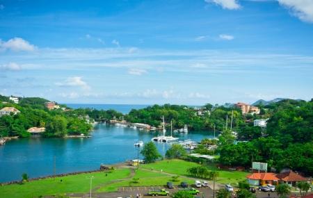 Caraïbes : croisière Grenadines 9j/7n en catamaran, pension complète, vols inclus