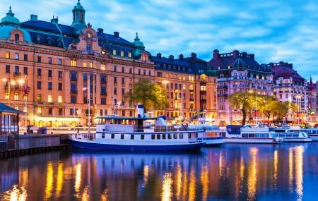 Stockholm à Talinn, Nouvel An : circuit 4j/3n en hôtels + pension + mini-croisière & vols