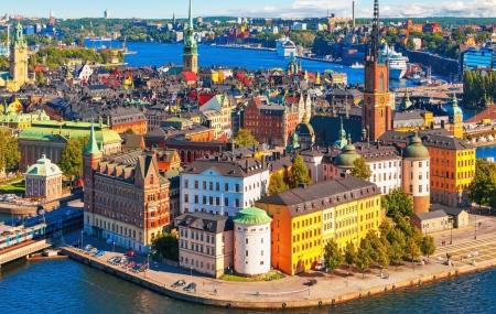Stockholm: vente flash, week-end 3j/2n en hôtel 4* + petits-déjeuners + vols