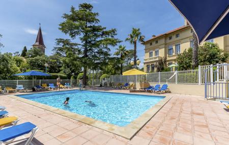Côte d'Azur, village vacances : location 8j/7n en résidence + activités, dispos hiver et été
