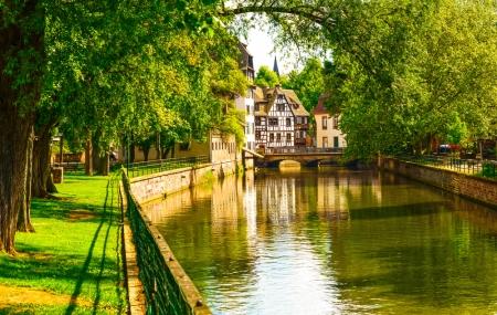 Strasbourg : vente flash week-end 2j/1n en hôtel 3* + petit-déjeuner & balade gourmande, - 45%