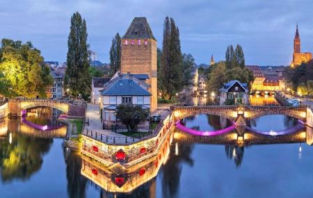 Strasbourg, marché de Noël : 2j/1n en hôtel 4* + petit-déjeuner & dîner, - 44%
