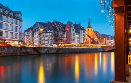 Croisière Marchés de Noël en Alsace : 4j/3n en pension complète, Strasbourg et Colmar