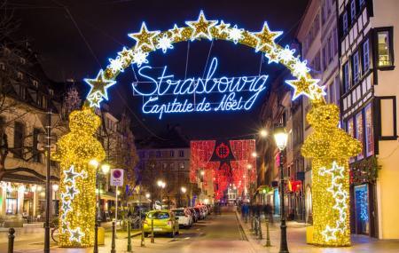 Strasbourg, marché de Noël : vente flash, week-end 2j/1n ou plus en appart'hôtel 4* + petit-déjeuner