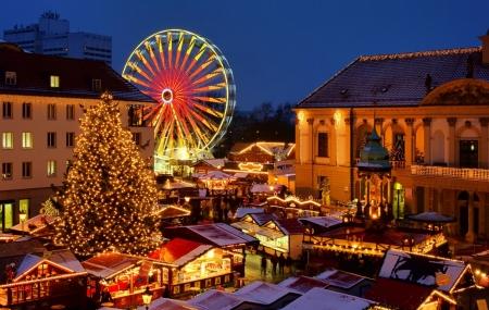 Alsace, marchés de Noël : week-ends 2j/1n en hôtels 3* à 5* + petit-déjeuner, - 35%