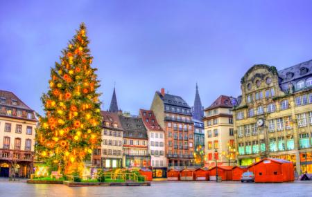Strasbourg : week-end 2j/1n en hôtel 4* + petit-déjeuner, dispos marché de Noël, - 40%