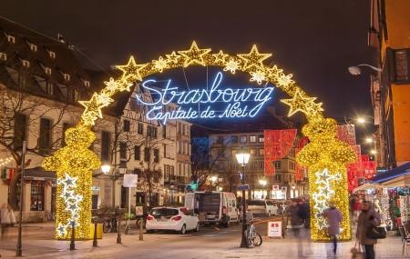 Strasbourg : hôtels, résidences et hébergements dispos pendant le marché de Noël