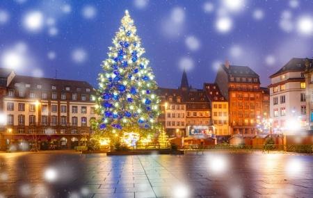 Marché de Noël à Strasbourg : week-end 2j/1n en hôtel 4* + petit-déjeuner, - 21%