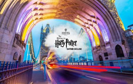 Harry Potter, Londres : week-end 3j/2n en hôtel 3* + petits-déjeuners + entrée aux studios