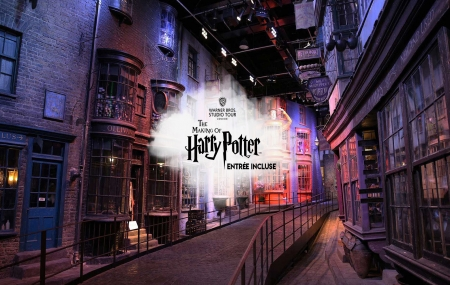 Studios Harry Potter, Londres : 2j/1n en hôtels 3 & 4* + petit-déjeuner + studios & vols