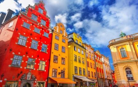 Stockholm : vente flash, week-end 4j/3n en hôtel 4* + vols, - 45%