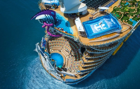 Croisières Méditerranée & Caraïbes : 8 jours à bord du Symphony of the Seas, du Celebrity Edge...