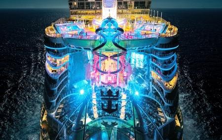 Symphony of the Seas 5* : croisière première minute Antilles & Amériques, - 26%