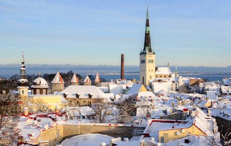 Pays Baltes, marchés de Noël : combiné 7j/6n en hôtels 4* + petits-déjeuners + visites + vols