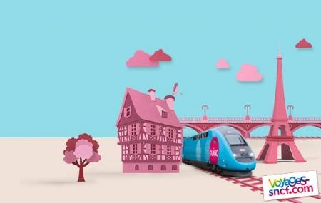 Train OUIGO : ventes automne dans toute la France à partir de 10 €
