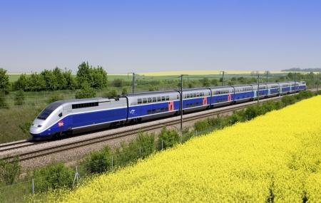 Train : ouverture des ventes printemps TGV INOUI et INTERCITÉS