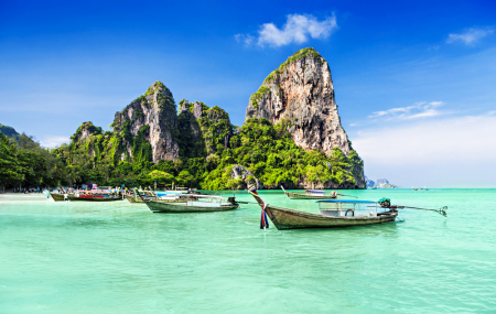 Thaïlande, Phuket : séjour 9j/7n en hôtel 5* + petits-déjeuners + vols Emirates