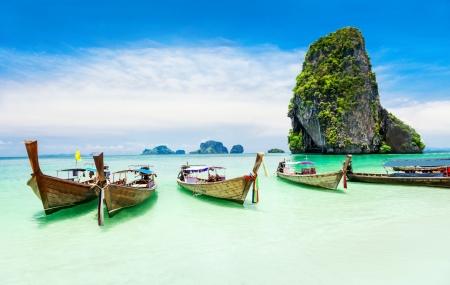 Thailande : circuit 14j/12n en hôtels 3* + pension + excursions & guide