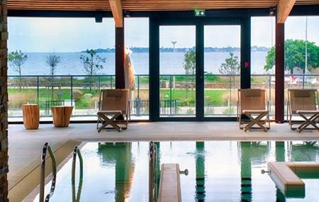 Bretagne & Normandie : week-ends 2j/1n, hôtel + petit-déjeuner + thalasso + soins, - 38%