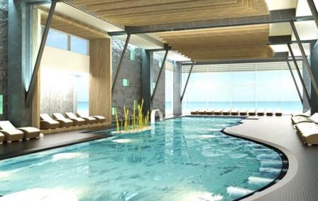 Cabourg :  week-end 2j/1n en hôtel 4* + petit-déjeuner & accès spa marin, -19%