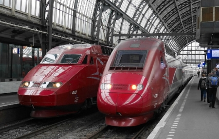 Thalys : trajets vers Bruxelles dès 25 €, Amsterdam dès 35 €