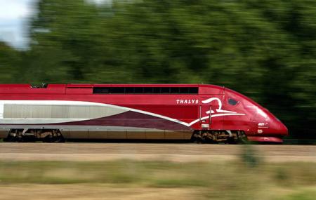 Thalys : billets de Paris, Lyon & Marseille vers Bruxelles, Amsterdam, Rotterdam...