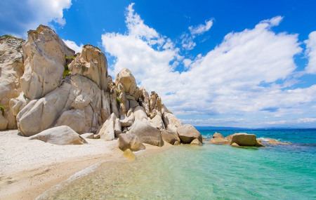 Grèce, première minute : séjour 6j/5n en hôtel 5* + demi-pension + massage + vols, - 37%