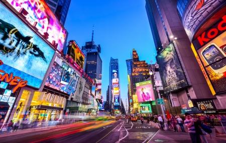 New York : vente flash, week-end 5j/3n en hôtel 4*, vols inclus, - 62%