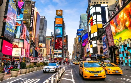 New York : vente flash week-end 5j/3n ou plus en hôtel 4*, vols inclus, - 74%