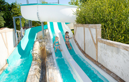 Vendée, camping 4* : 8j/7n en mobil-home + parc aquatique & animations, proche plage