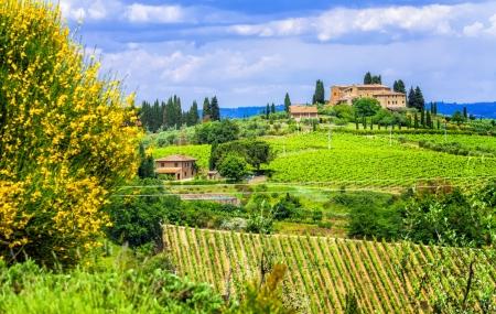 Autotour en Toscane : 8j/7n avec hôtels 4* + petits-déjeuners + loc. de voiture + vols