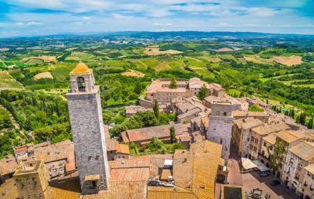Toscane : vente flash, week-end 3j/2n en hôtel 4* + petits-déjeuners + vols, - 79%