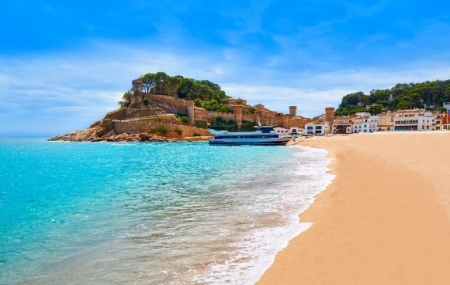 Rosas, Costa Brava : vente flash, 8j/7n en résidence à 3 min à pied des plages