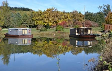 Week-end insolite : enchère, week-end 3j/2n en cabane flottante, de 2 à 5 personnes