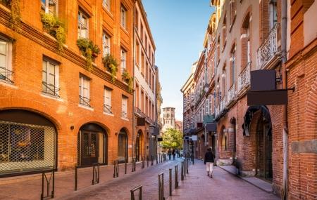 Toulouse : promo 1 à 3 nuits en hôtel 4*, petit-déjeuner en option, - 34%