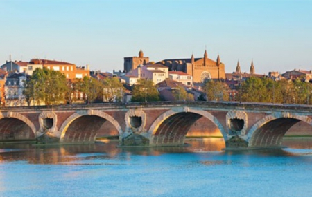 Toulouse : week-end 2j/1n en appart'hôtel 4* + petit-déjeuner & spa, - 25%