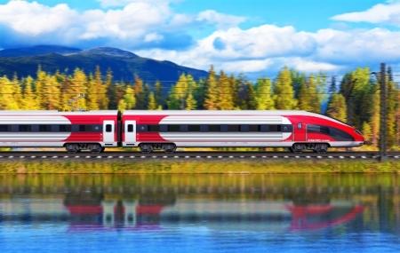 TGV INOUI : première minute été, Barcelone, Genève, Milan, Francfort...