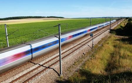 TGV INOUI : vente flash, billets à moins de 35 €  A/S vers Marseille, Montpellier, Lille...