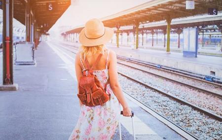 TGV INOUI, OUIGO & Intercités : billets pour le printemps, Pâques et les ponts de mai