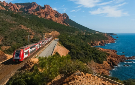 Train Happy Hour Intercités : -50% sur les voyages en dernière minute