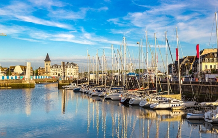 Normandie : vente flash week-end 2j/1n en hôtel 3* + petit-déjeuner, - 42%