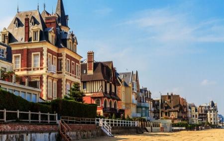 Trouville : week-end 2j/1n en hôtel 4* + petit-déjeuner, dispos pont du 15 août