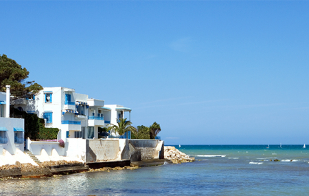 Hammamet : vente flash, séjour 6j/5n en hôtel 5* + petits-déjeuners + vols